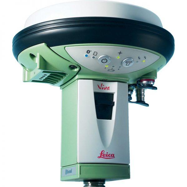 جی پی اس سه فرکانسه / لایکا GS15 / LEICA