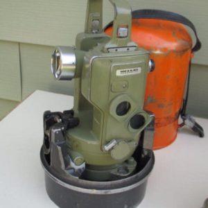 دوربین تئودولیت ویلد wild مدل T16